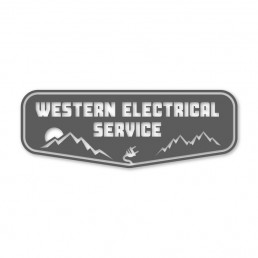 Western Electrical Service Logo