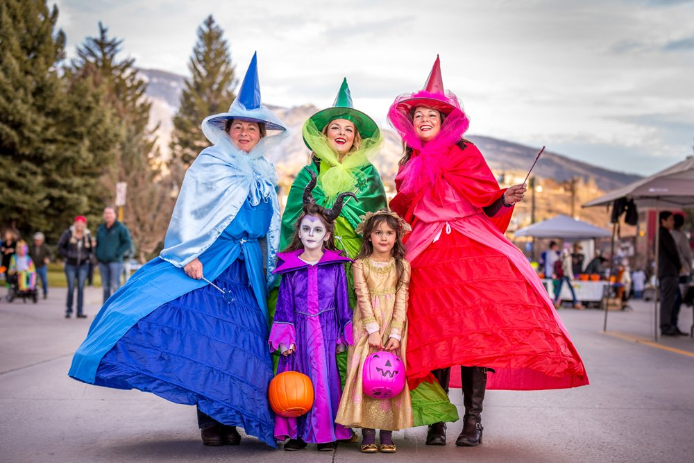 Steamboat Halloween 2017 8 1 - Photography