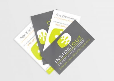 business cards inside out pr 400x284 - Graphic Design