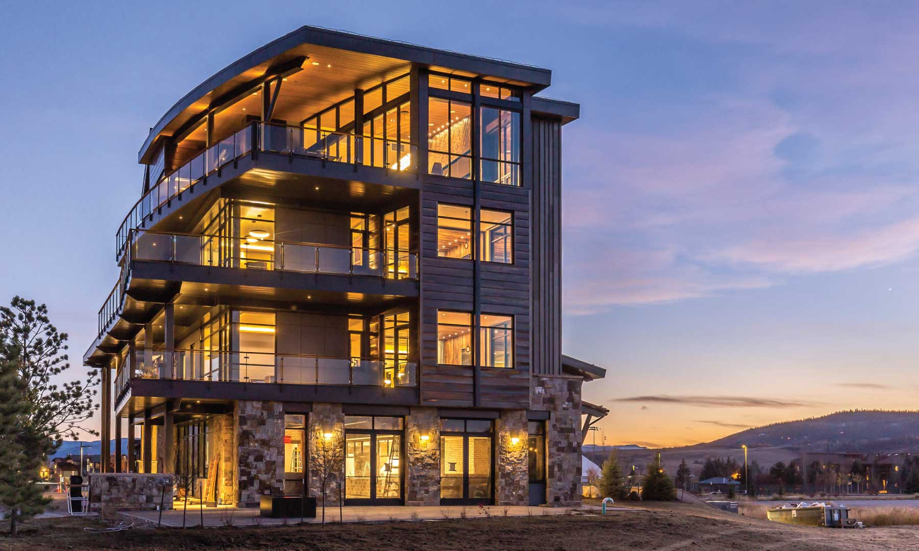 central electric steamboat springs yampa valley colorado electrical contractor install DEER PARK 3 - Photography