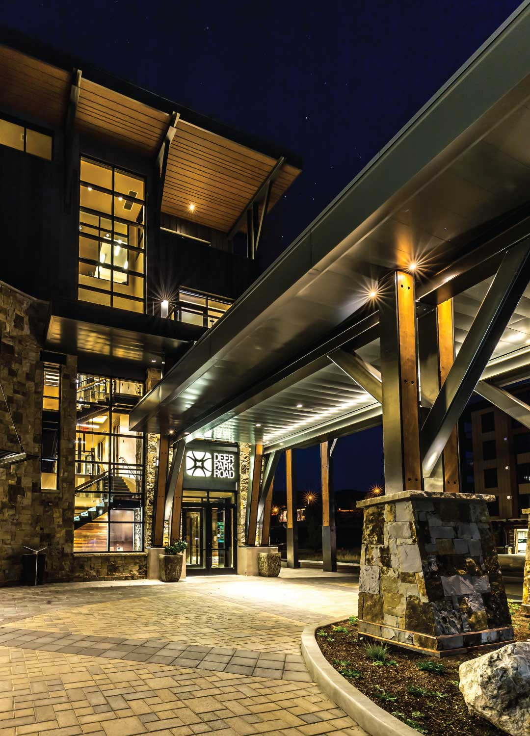 central electric steamboat springs yampa valley colorado electrical contractor install DEER PARK 5 - Photography