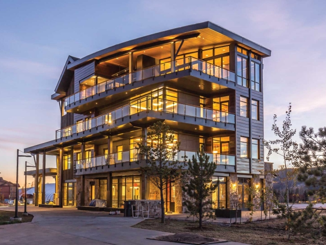 central electric steamboat springs yampa valley colorado electrical contractor install DEER PARK 8 640x480 c - Photography