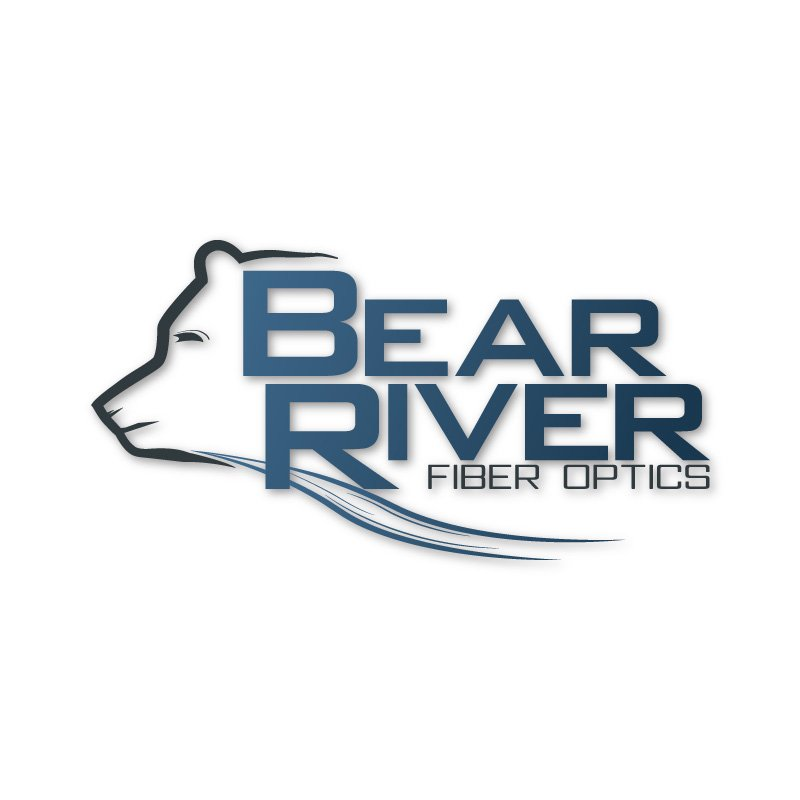 hive 180 logo development steamboat colorado bear river fiber optics - Branding Development