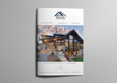 magazine full page ad shively construction 400x284 - Graphic Design