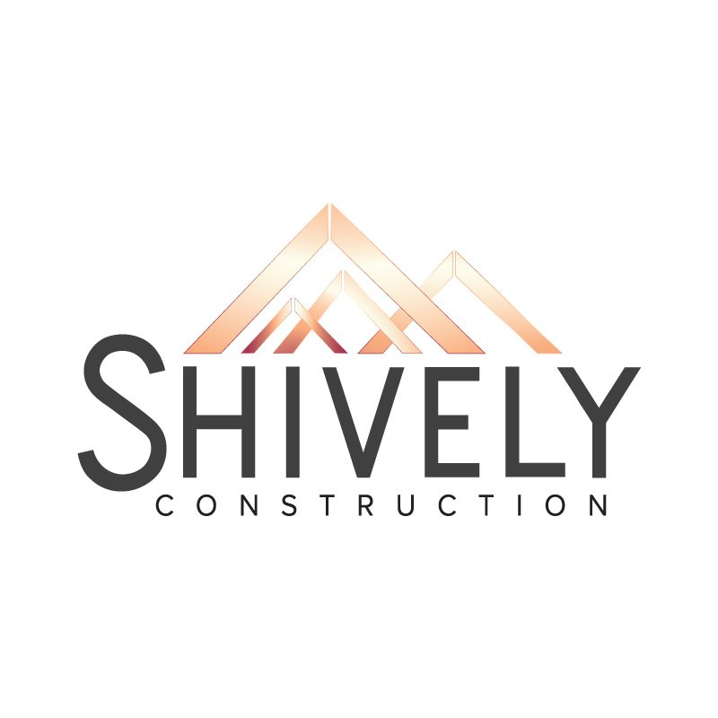 hive 180 logo development steamboat colorado shively construction - Branding Development